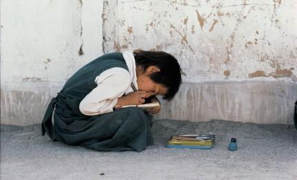 Tibetan Children Village (Choglamsar, Ladakh, Inde) Photographie d'Olivier Föllmi / © Editions Föllmi