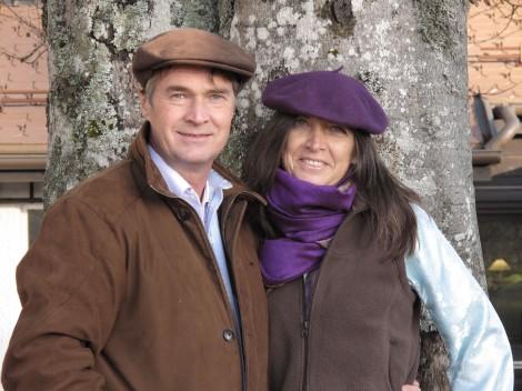 Danielle et Olivier Föllmi