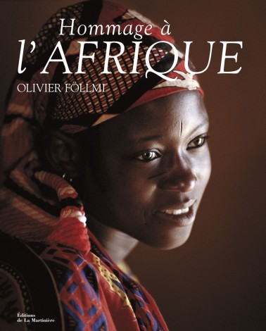 Couverture Hommage à l'Afrique
