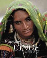 Couverture Hommage à l'Inde