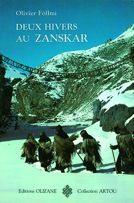 Couverture 2 hivers au Zanskar