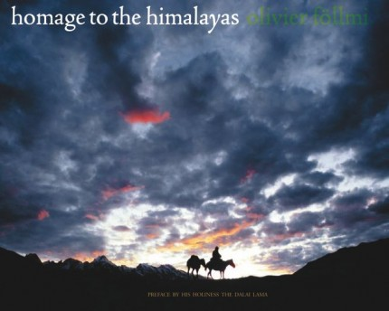 Homage to the Himalayas couverture USA