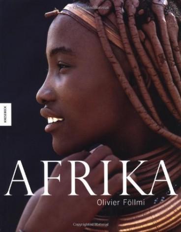 Hommage à l'Afrique couverture allemande