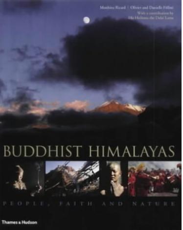 Himalaya bouddhiste couverture anglaise