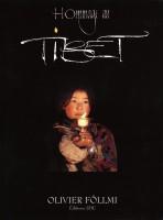 Couverture Hommage au Tibet