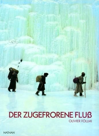 Couverture Fleuve gelé Allemand