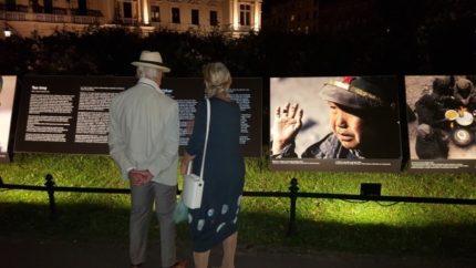 Exposition des Sagesses à Cracovie